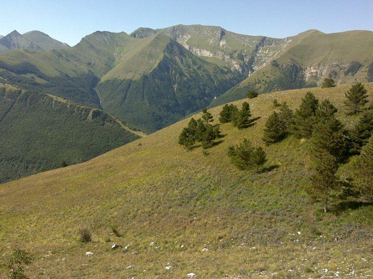 Sassotetto - Monti Sibillini, Marche