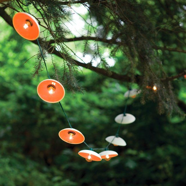 Disc String Lights by Pigeon Toe