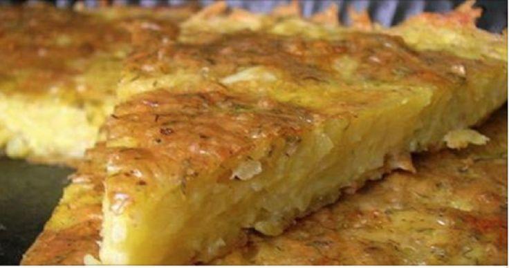 Dacă nu o singură dată ați gătit rețetele bunicii, atunci sigur vă va plăcea acest aperitiv excepțional de gustos! Cu această tartă pe bază de cartofi puteți să mulțumiți întreaga familie. Poate fi servită ca