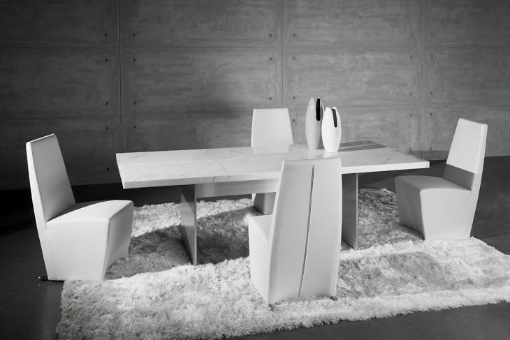 Marble Dining Table by Gainsville.