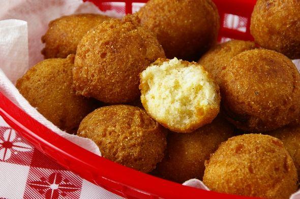 ハッシュパピー Hushpuppies : A Taste of The Southern Home アメリカ南部の家庭料理