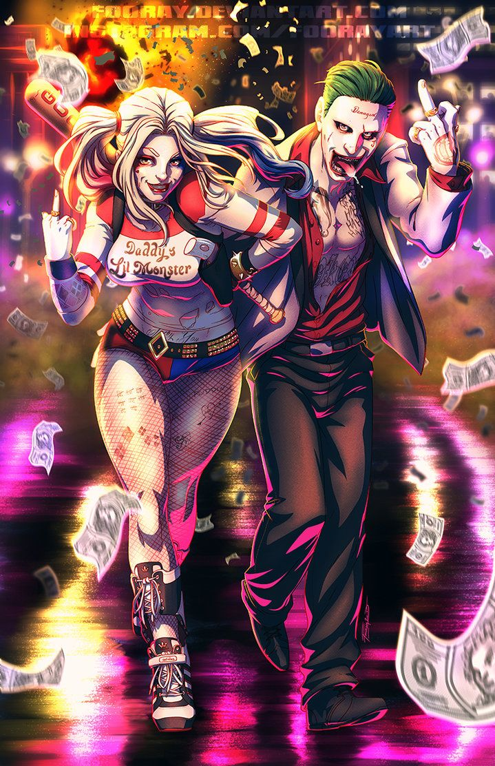 The One and Only...Harley Quinn! : Photo
