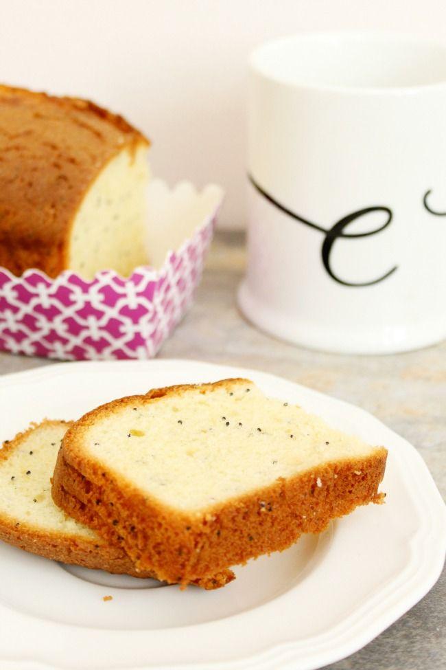 The Best Gluten Free Lemon Loaf