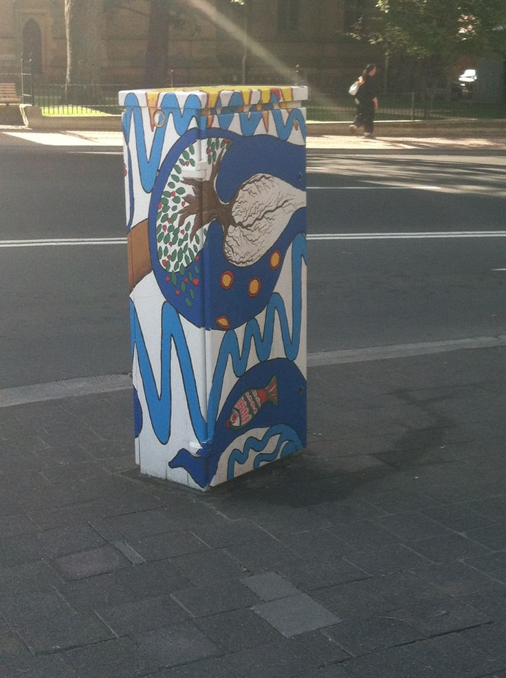 Hobart Signal Box