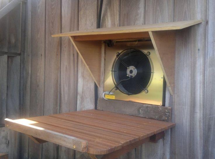 Salida de aire del Equipo de Frío Winus 3 - 5 -9