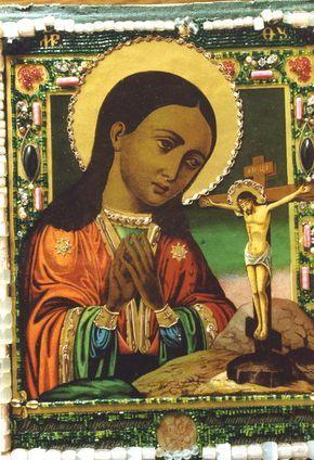Пятый Сон Пресвятой Богородицы.