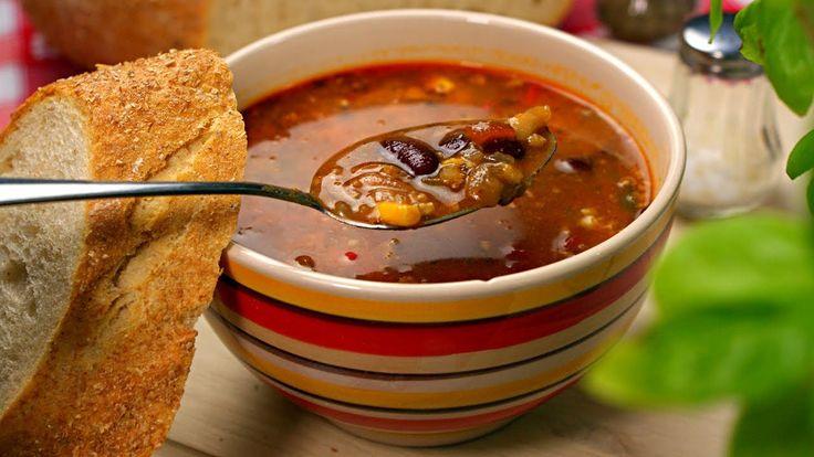 Zupa meksykańska | Smaczne-Przepisy.TV