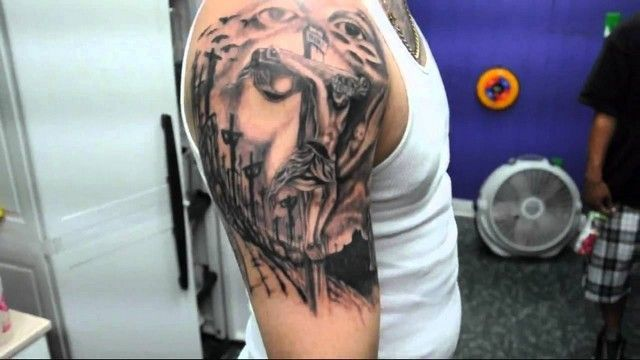 Optical Illusion Jesus Tattoos 1.jpg