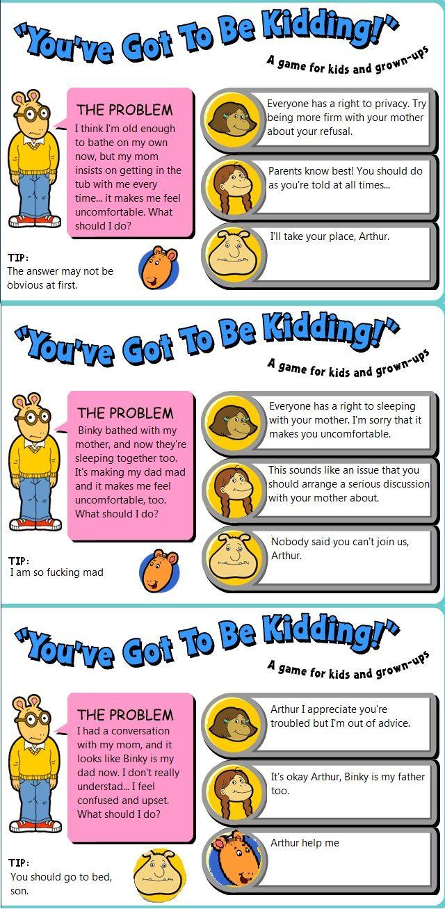 DO NOT READ in the presence of parents, children, the elderly, or cinnamon bun friends