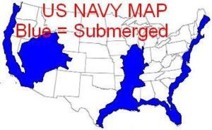 "Compare the earthquakes today, to the UNITED STATES NAVY MAP OF THE ""FUTURE""… any questions? US NAVY MAP OF THE FUTURE…"