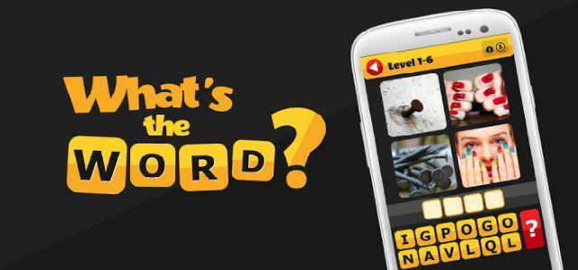 4 Pics 1 Word Review