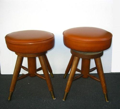 Pair Two Vintage Orange Danish Mid Century Modern Swivel  : c11efc1442638325c643cc2e05e2bc1c from www.pinterest.com size 500 x 453 jpeg 44kB