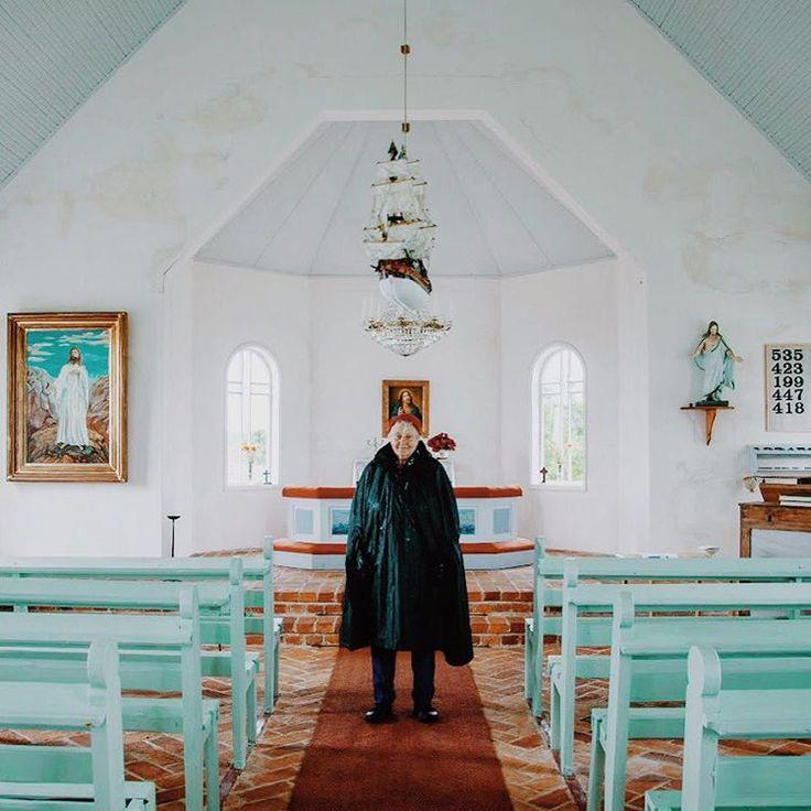 """The lady of Aspö island #visitarchipelago #finnishislands"""