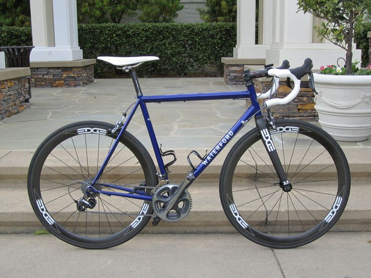 Waterford road bike & 41 best Road Bike images on Pinterest | Bicycling Bicycles and Bicycle