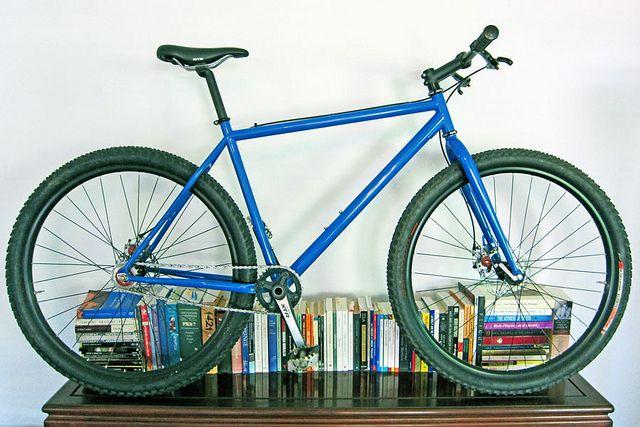 Single Speed Mountain Bike 2008 vintage | Flickr - Photo Sharing!