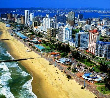 Durban, KwaZulu-Natal, South Africa...