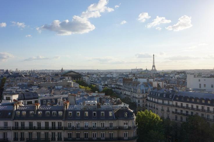 in Paris, France