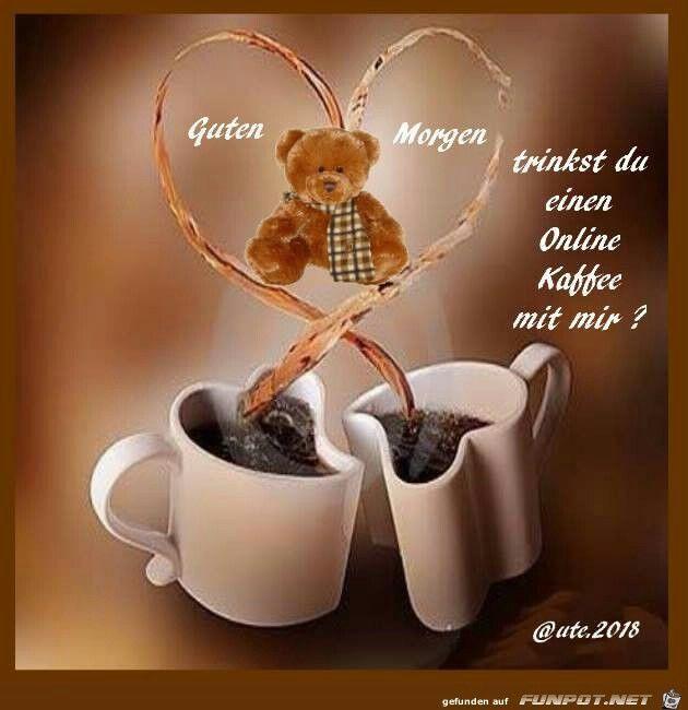 Guten Morgen Guten Morgen Good Morning Happy Moments Und Smiley