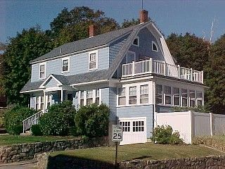 Beautiful Shingle Style HomeVacation Rental in Ogunquit from @homeaway! #vacation #rental #travel #homeaway