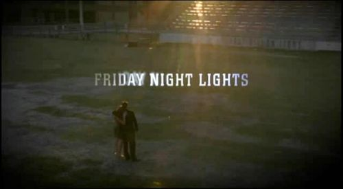 Friday Night Lights Tv Show Theme Song
