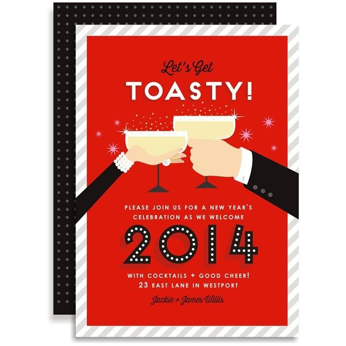 11 best Holiday Party Invitations images on Pinterest | Holiday ...
