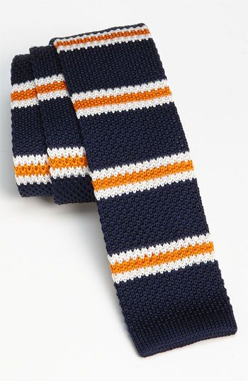 The Tie Bar Knit 'Country Stripe' Knit Tie | Nordstrom