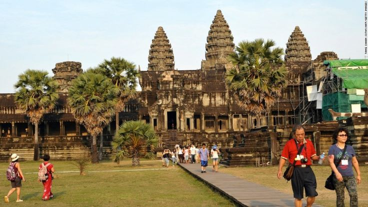 Wonderful Inside Cambodia39s Stunning New Temple Discoveries Cnn and Angkor Wat In Cambodia | Goventures.org