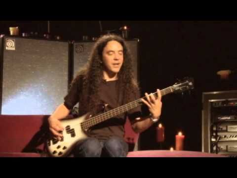 Behind The Player: Mike Inez, bass player for Alice in Chains - Lesson '...