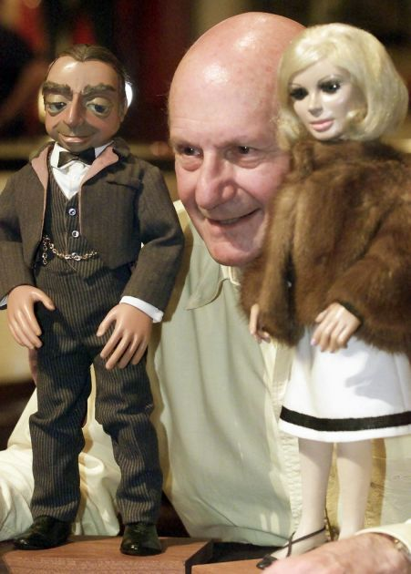GERRY ANDERSON......BING IMAGES......
