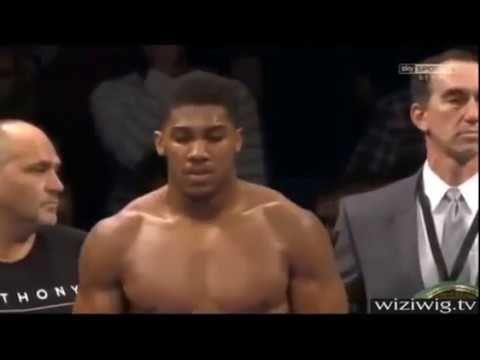 Anthony Joshua Vs Dennis Bakhtov FULL FIGHT 11.10.2014