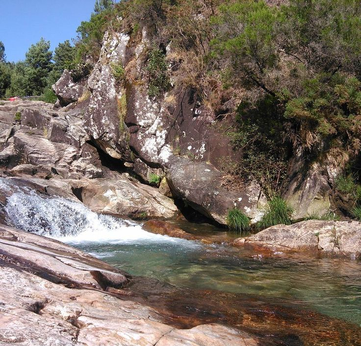 15 best piscinas naturales en galicia images on pinterest
