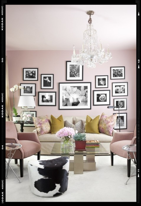 Modern Vintage - Living room inspiration