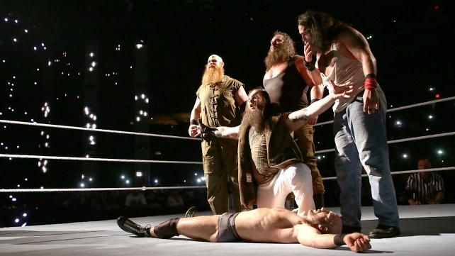 WWE SmackDown results - 29-10-15: On Thursday Night, The show begins with Bray Wyatt cutting a promo and addressing his attacks on The Undertaker at Hell in a Cell and on Kane at this week's RAW. He issues a challenge to any three superstars in the back to take on his team of Luke Harper, Braun Strowman and Erick Rowan. Roman Reigns vs Kevin Owens Next up is Roman Reigns, who comes out to a positive reception from the crowd. Reigns talk a