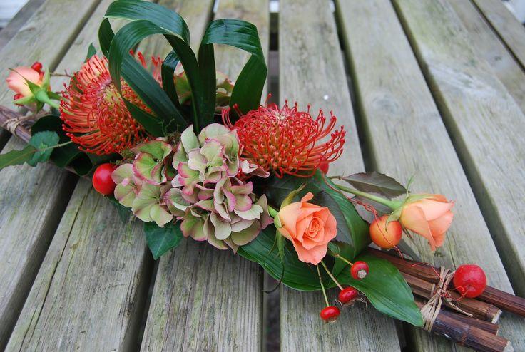 swiid-swiet: bloemschikken