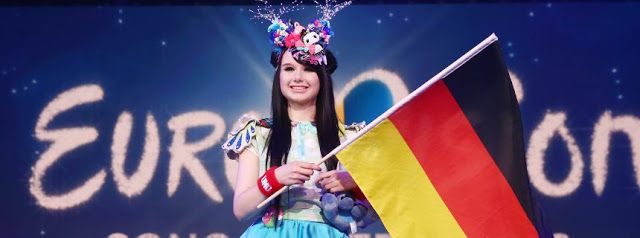 Zycie na emigracji w Niemczech, Kiel, Niemcy, podroze, nauka niemieckiego: Eurovision song contest Germany 2016- Jamie-Lee Kr...