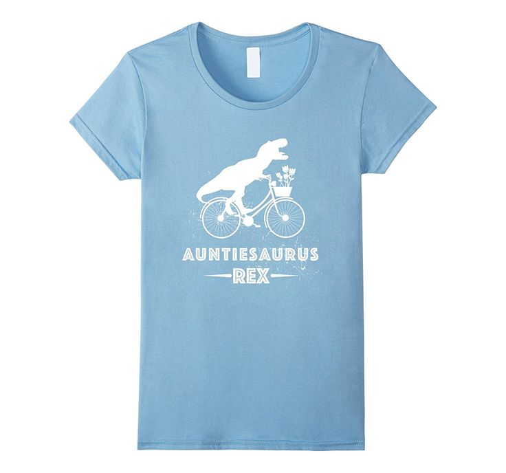 Amazon.com: Women's Auntiesaurus TShirt, Best Funny Aunt tshirt Gift: Clothing