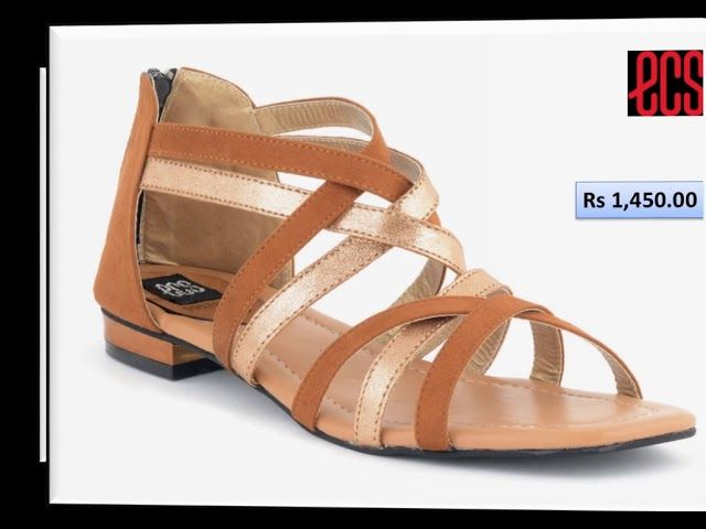 Latest ECS Summer shoes Women