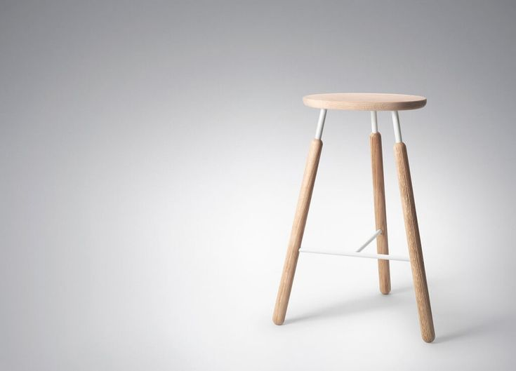 Raft Stool by Norm Architects | est living Design Directory