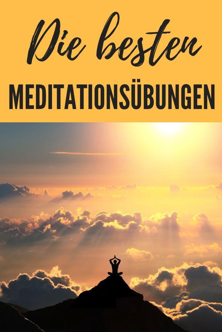 10 Meditationsübungen für mehr Klarheit und Präsenz