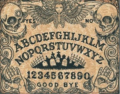 Modern Jigsaw Puzzle 1000 pieces By Shayne of The Dead 'Ouija Board'
