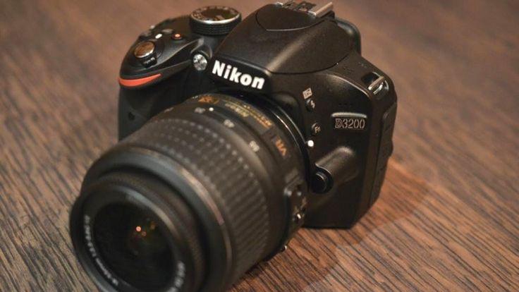 Location appareil photo NIKON D3200 24 mega pixels,carte memoire 8Go,objectif 18-55mmcarte memoire Sd 8Go