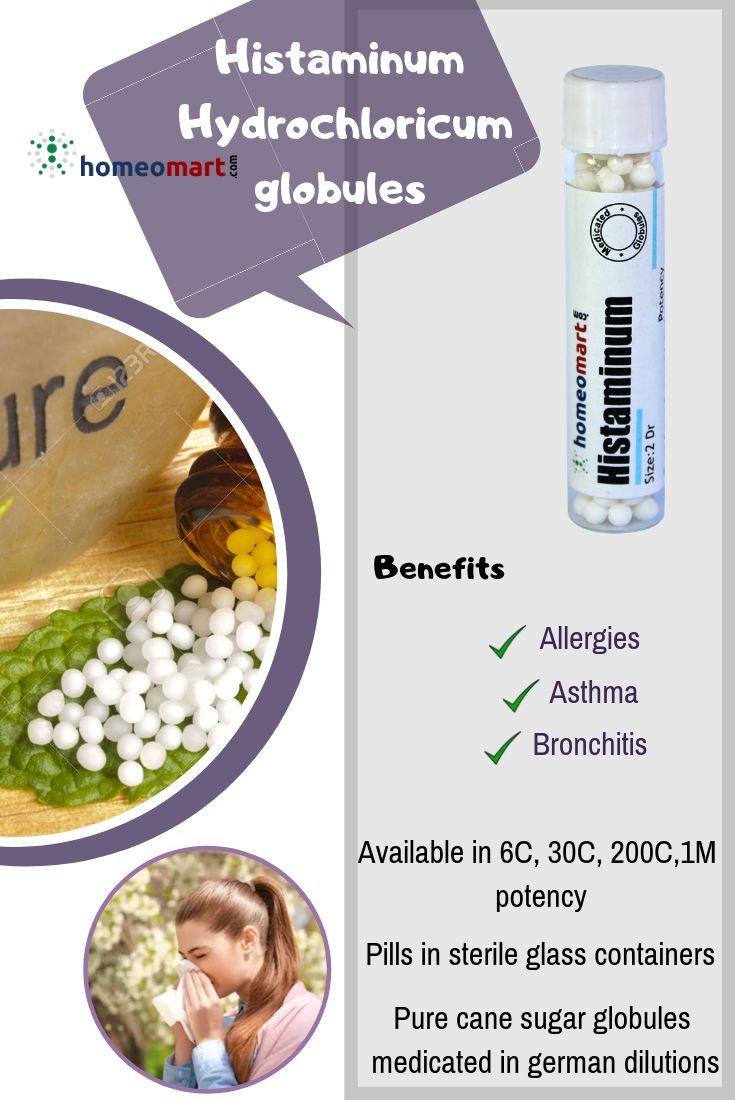 Histaminum homeopathic medicine 2 Dram pills by homeomartHomeomart