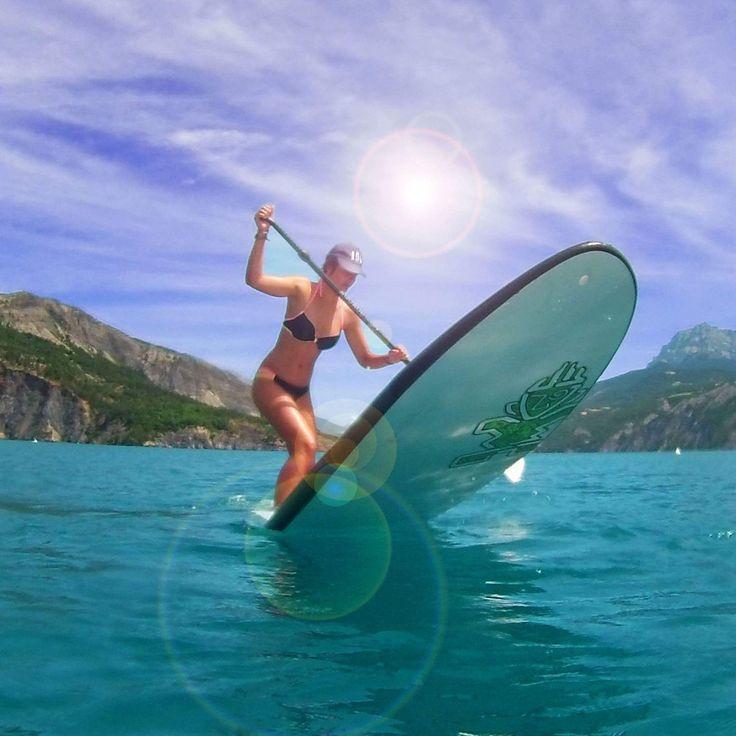 Freestyle session by Serre Poncon Aloha