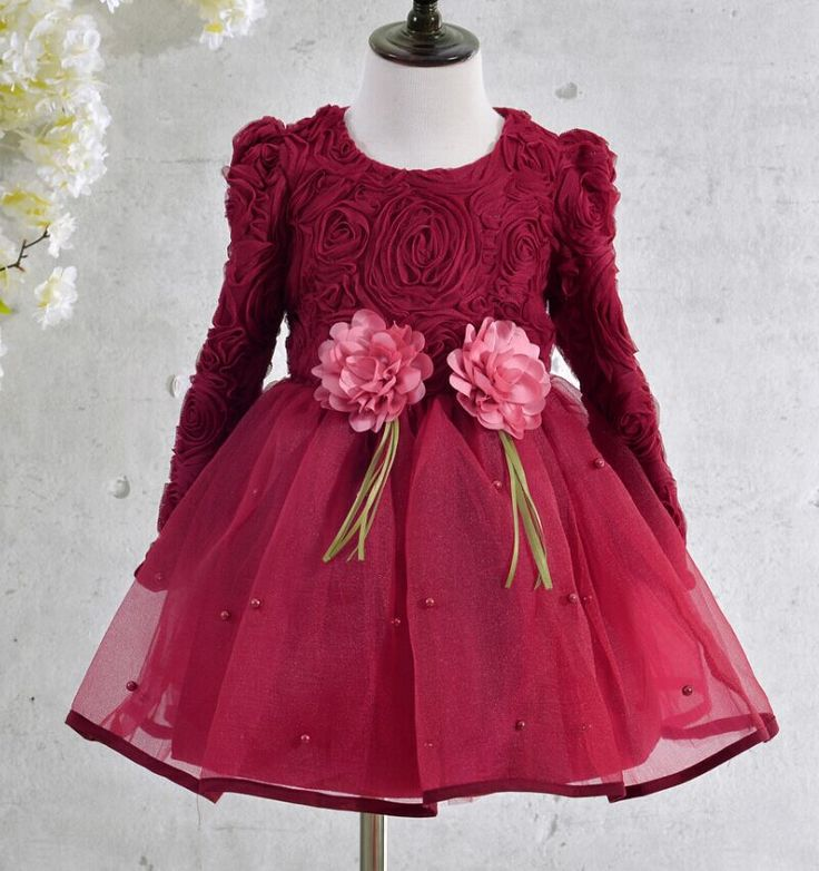 Retail- Free Shipping New Autumn Fashion Pearl Girl's Baby dress Lace Girls Dress Children's dresses Kids wear Kids clothes #>=#>=#>=#>=#> Click on the pin to check out discount price, color, size, shipping, etc. Save and like it!