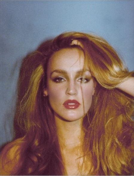 Jerry Hall by Antonio Lopez