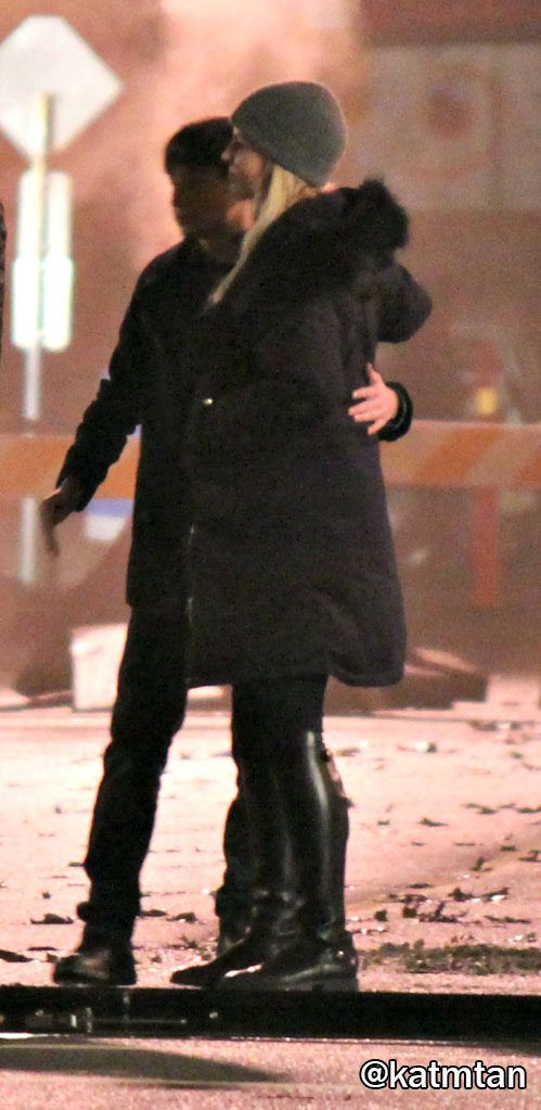 """Jennifer Morrison and Jared Gilmore - Behind the scenes - 5 * 20 """"Firebird"""" - 23 February 2016"""