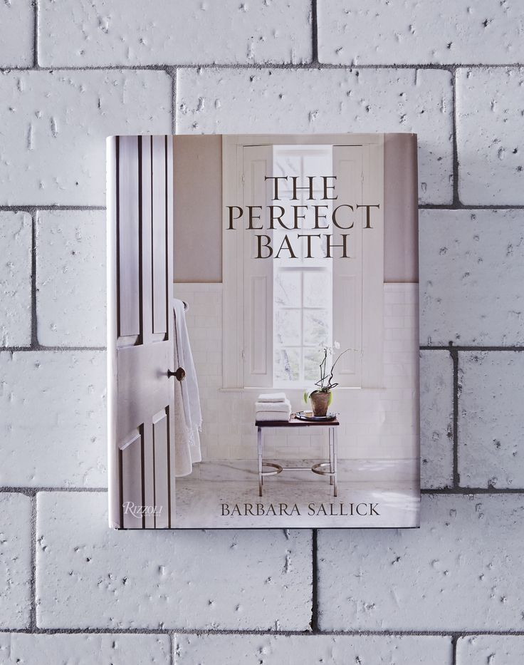 Expert Advice: How to Create the Perfect Bath, from the Grande Dame of Bath Design