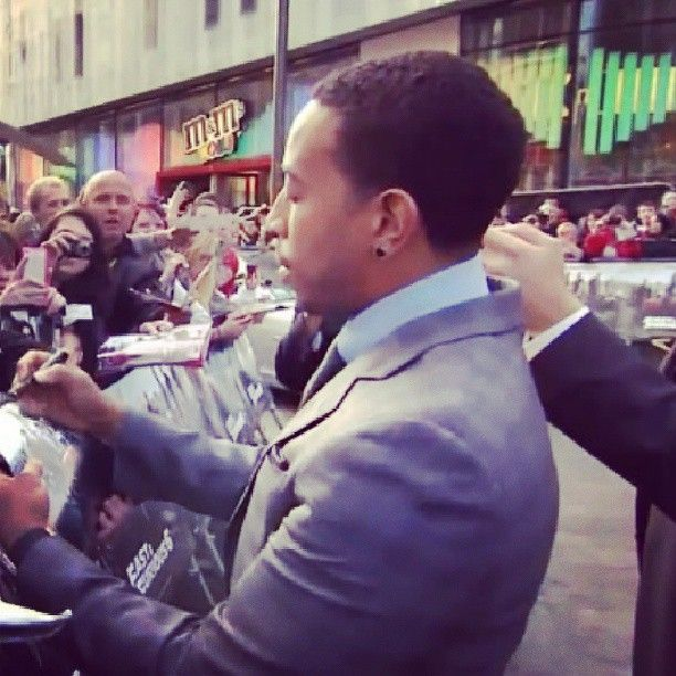 Ludacris @ Fast and Furious 6 Premiere!