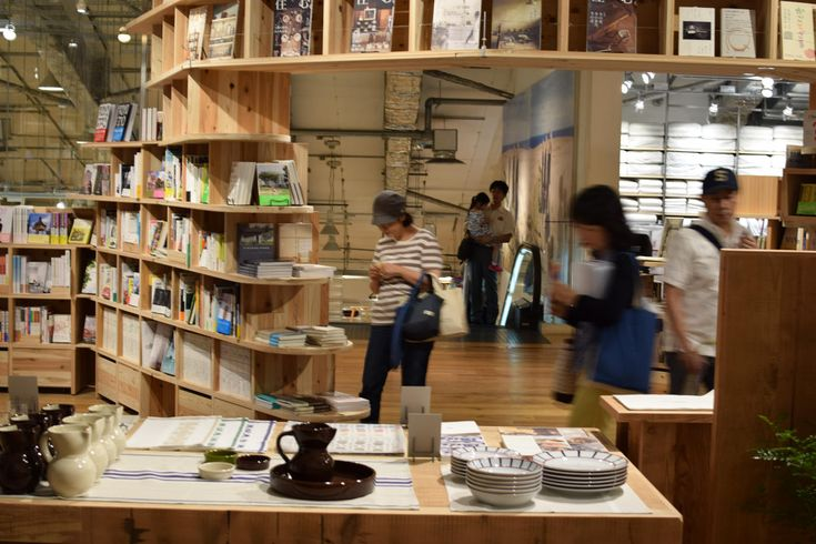リニューアルした「無印良品有楽町」とMUJI BOOKS|本のアプリStandのブログ