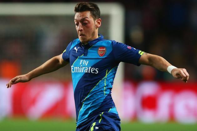 Arsenal Transfer News: Mesut Ozil Denies Exit Rumours amid Edinson Cavani ... Arsenal #Arsenal